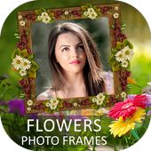 Flower Photo Frames icon