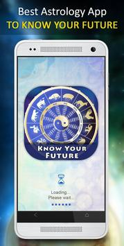 Know Your Future Astrology poster