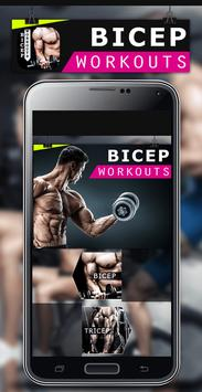 Bicep Workouts poster