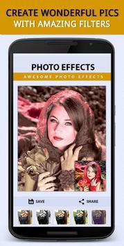 Photo Effects screenshot 1