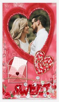Romantic Love Frames screenshot 1