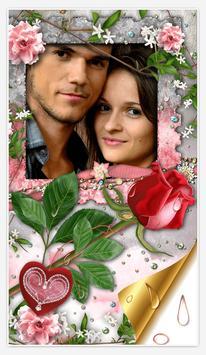 Romantic Love Frames screenshot 4