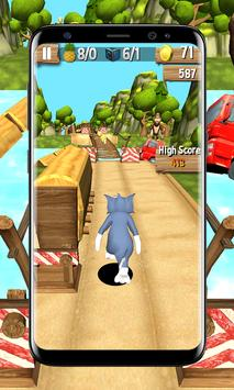 Subway Tom Running Clash screenshot 3