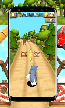 Subway Tom Running Clash screenshot 4