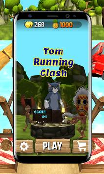 Subway Tom Running Clash screenshot 6
