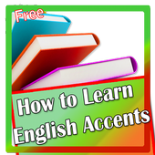 How to Learn English Accents icon