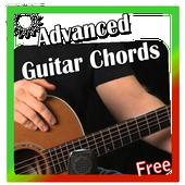 Learn Advanced Guitar Chords icon