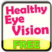 Healthy Eye Vision-icoon