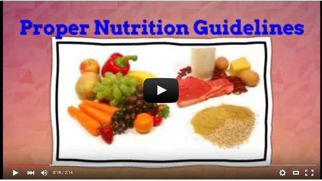 Nutrition Guide apk screenshot