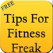 Tips For Fitness Freak icon