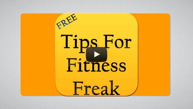 Tips For Fitness Freak screenshot 2