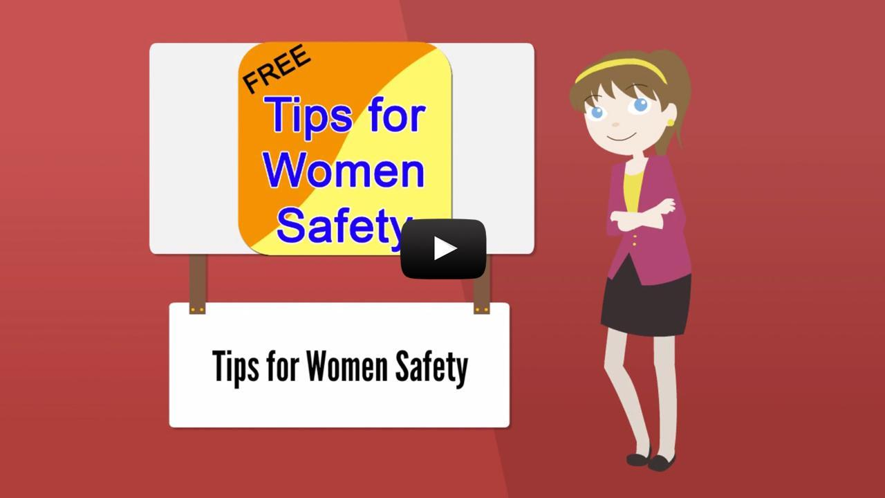 Tips for Women Safety for Android - APK Download