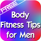 Body Fitness Tips for Men icon