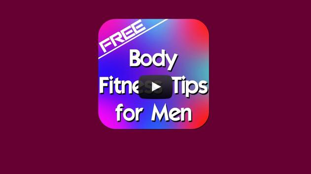 Body Fitness Tips for Men screenshot 2