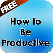 How to Be Productive icon