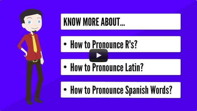 How To Pronounce apk screenshot