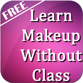 Learn Make-up without Class icon