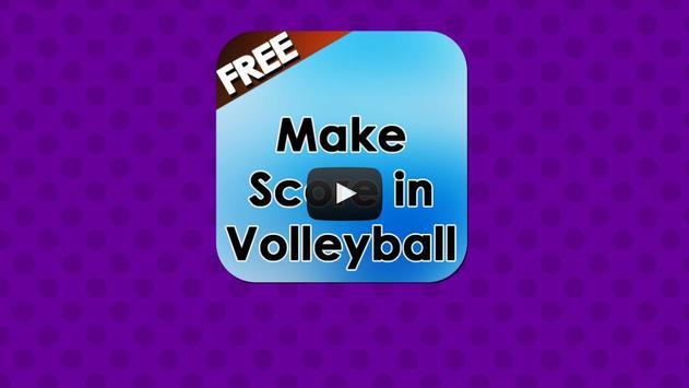 Make Score in Volleyball screenshot 2