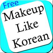 Make-up Like Korean icon