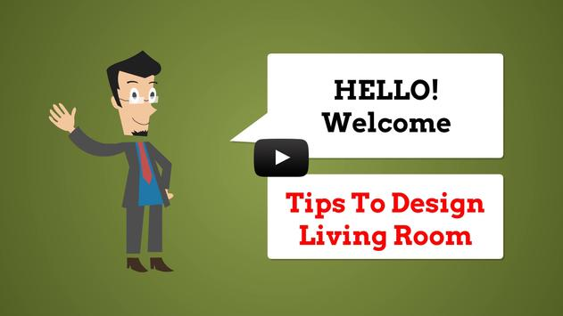 Tips To Design Living Room screenshot 2