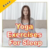 Yoga Exercises For Sleep icon