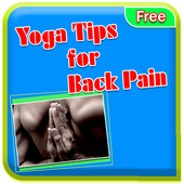 Yoga Tips For Back Pain icon