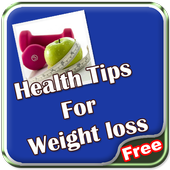 Health Tips For Weight Loss icon