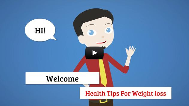 Health Tips For Weight Loss screenshot 2