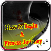 How To Begin A Fitness Journey icon