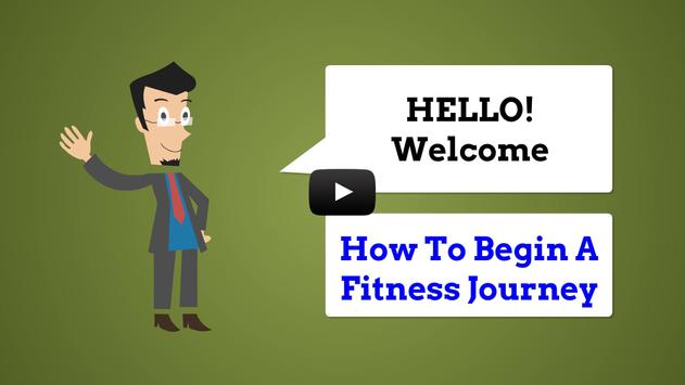 How To Begin A Fitness Journey screenshot 2