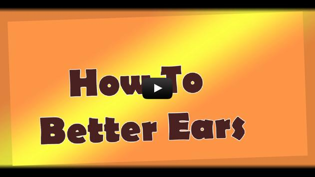 How To Better Ears poster
