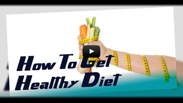 How To Get Healthy Diet screenshot 2