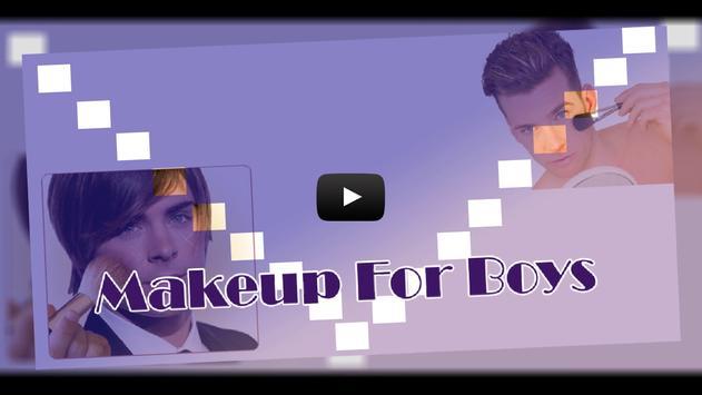 Makeup For Boys apk screenshot