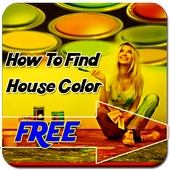 How To Find House Color icon
