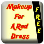 Makeup For A Red Dress icon