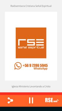 Radio Señal Espiritual poster