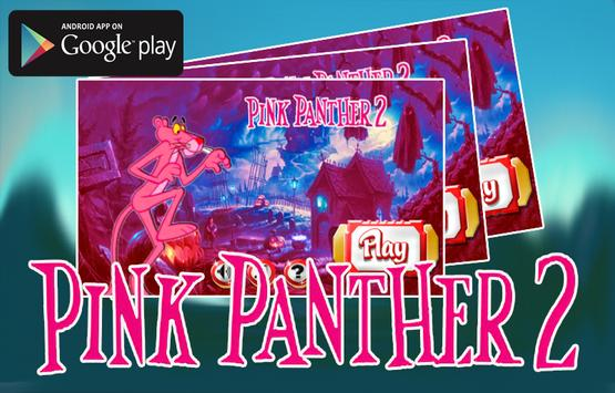 Panther Super in Pink World poster