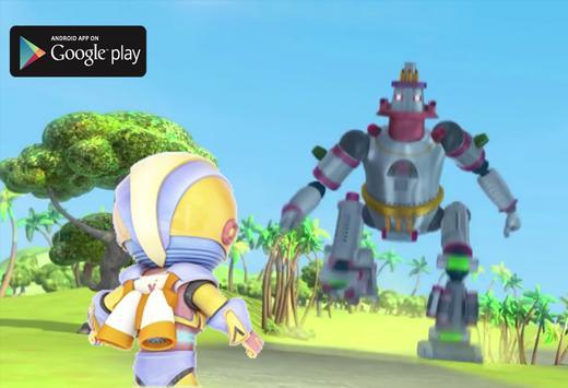Vir Robot Evolutions Boy apk screenshot