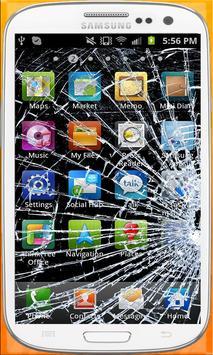 Crack screen Lock apk screenshot