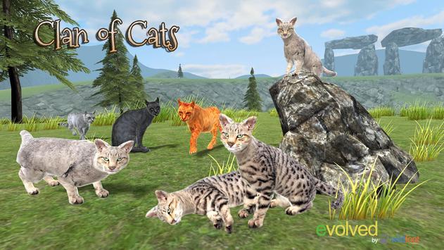 Clan of Cats apk screenshot