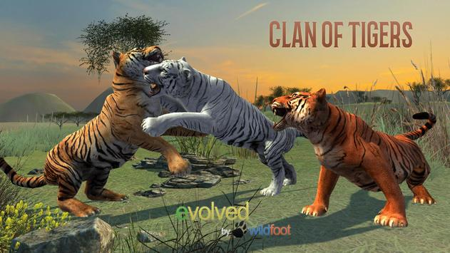 Clan of Tigers poster