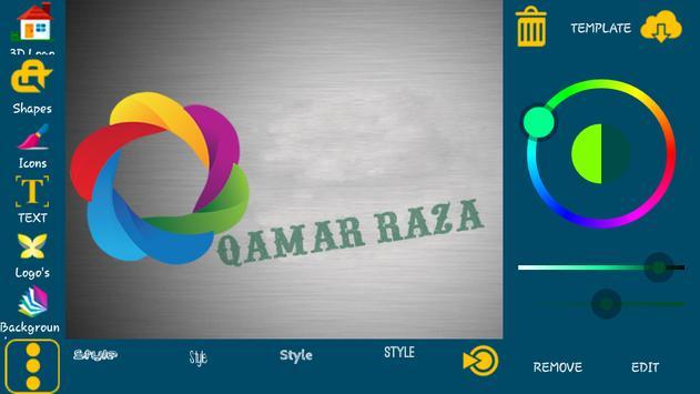 Logo Maker 2018 apk screenshot