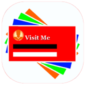 Visiting Card Maker icon