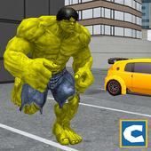 Monster Hero City Battle icon