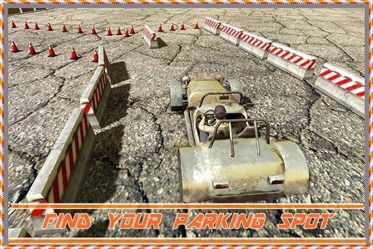 Offroad Car Driving School 3D poster