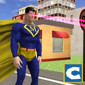 Super Hero Crime Battle icon