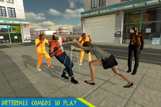Street Fighter Mom apk screenshot