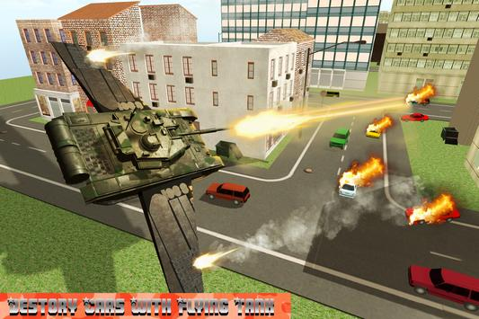Flying Robot Tank Transformer screenshot 8