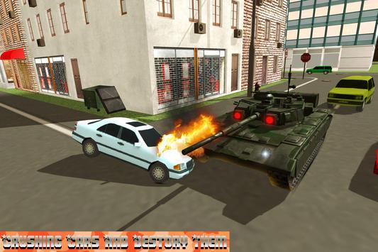 Flying Robot Tank Transformer screenshot 1