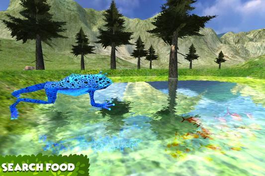 Frog Survival Simulator apk screenshot